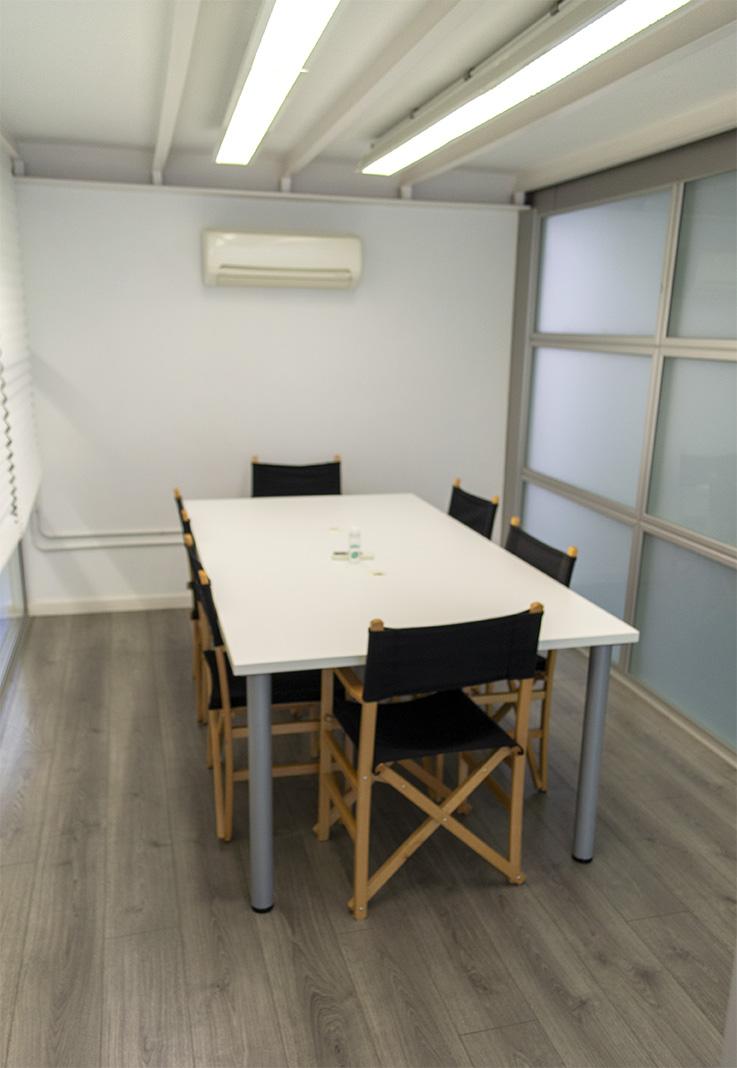 Simpàtics cowork - Sala de reunions